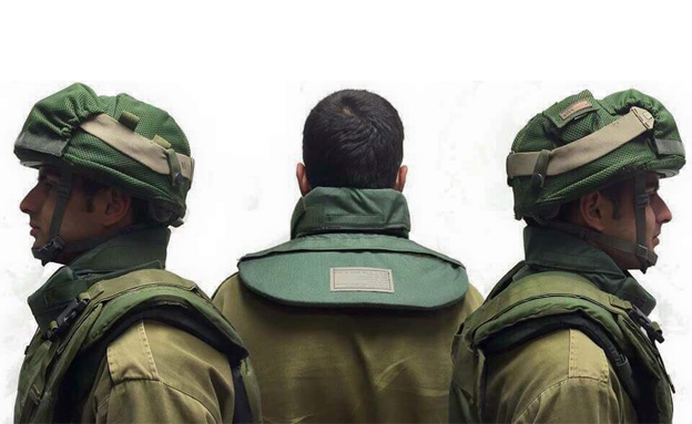 Soldier Neck Protection